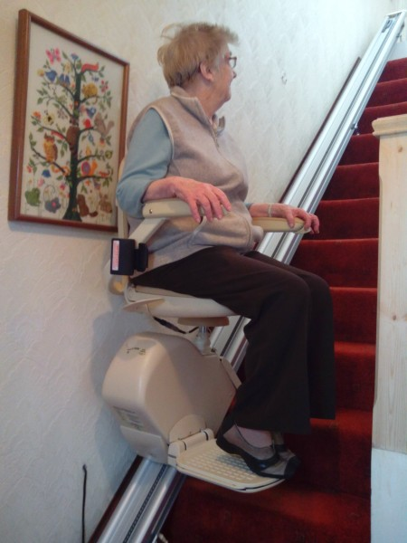 Straight Stairlifts Walsall