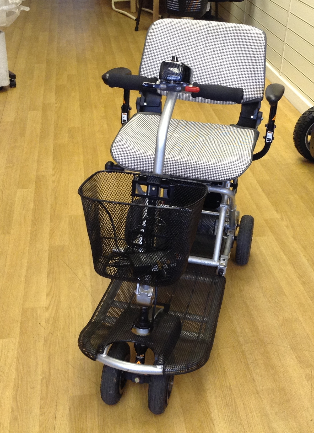 Used pride celebrity mobility scooters for sale